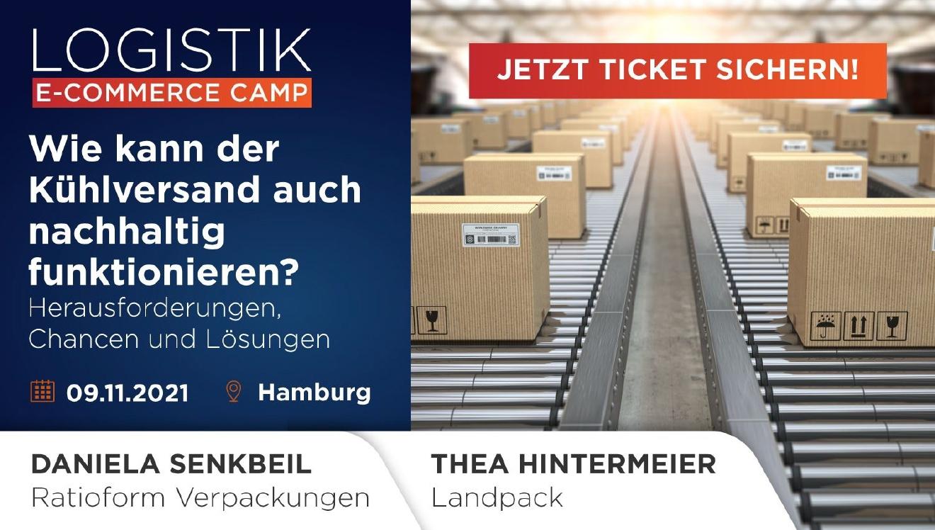 Logistik E-Commerce Camp in Hamburg: Wir sind dabei!